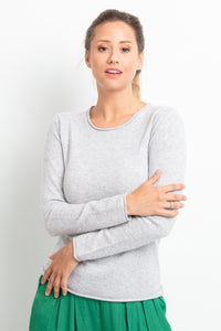 PEGGY WOMEN SWEATER 100% CASHMERE
