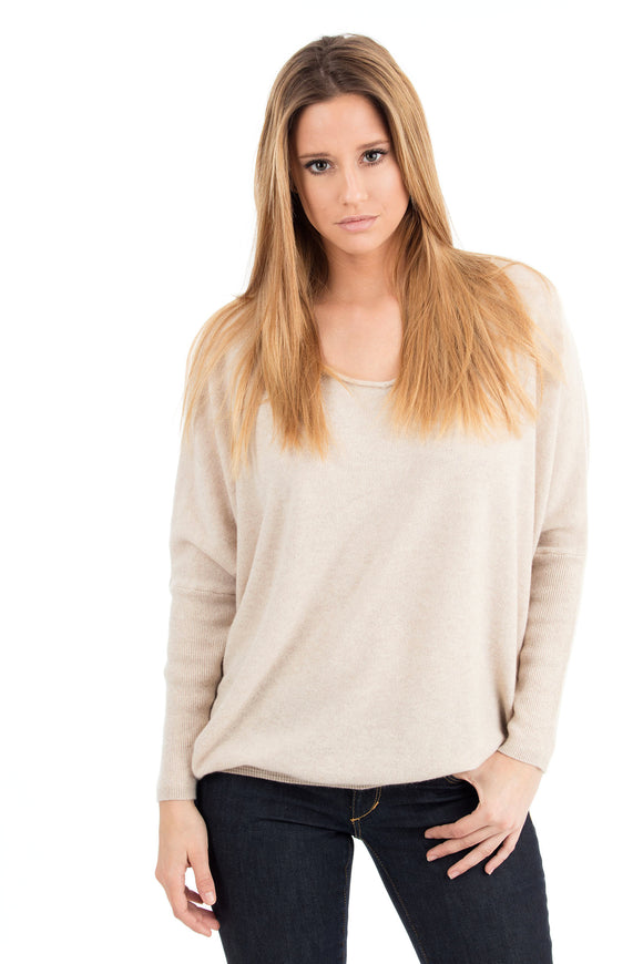 PERCEVAL women sweater 100% Cashmere