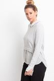 PEREZ- WOMEN SWEATER  100% CASHMERE SILK