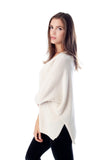 Portugal Oversize Sweater 100% cashmere