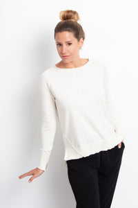 PRESCOT Women Sweater Cotton/Cashmere