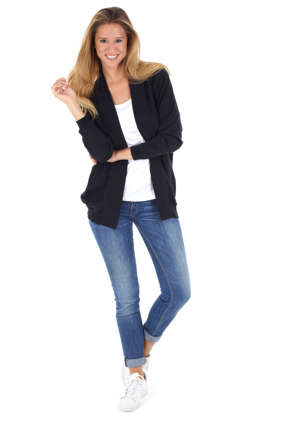 PRIMA Women cardigan Cotton/Cashmere