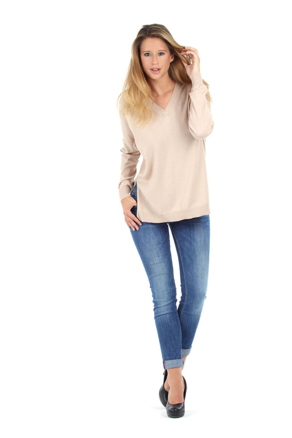 PRUE Women sweater Cotton/Cashmere