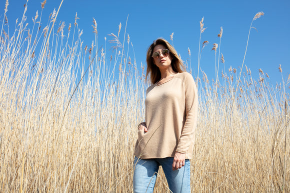 PEDRO Women Sweater 100% Cashmere
