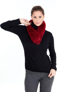 STEFFY   FUR SCARF