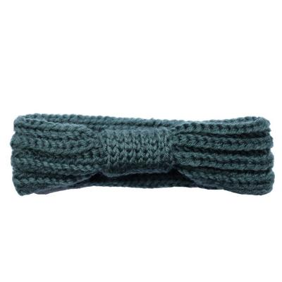 EMERALD KNIT TURBAN