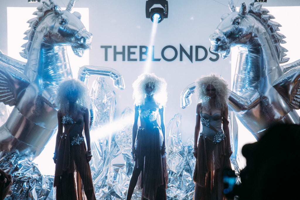 LARUICCI X The Blonds- The Show (Stopper)