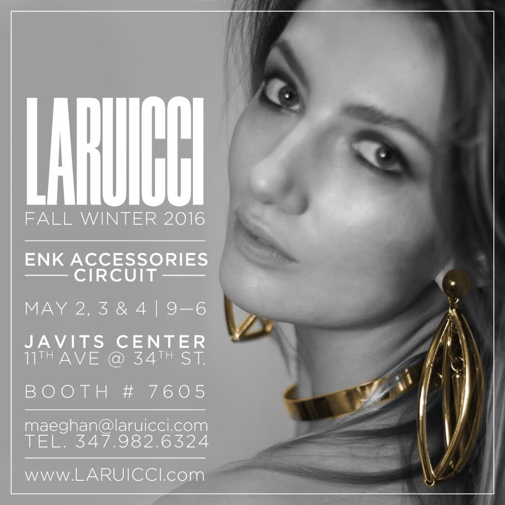 LARUICCI x ENK ACCESSORIES CIRCUIT