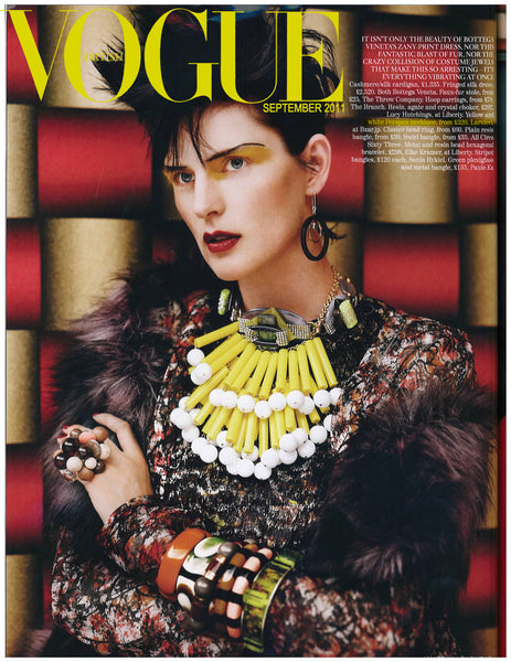 LARUICCI IN SEPTEMBER ISSUE OF VOGUE UK
