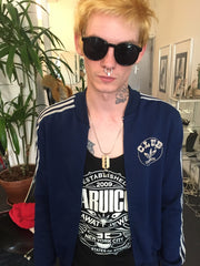 Paul Lemiere rocking Laruicci