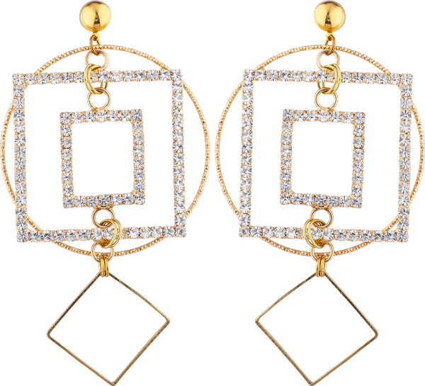 LARUICCI DIVINE EYE EARRING