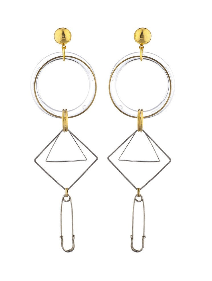 Laruicci Wild Side Earring