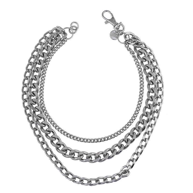 Trio Triple Strand Necklace