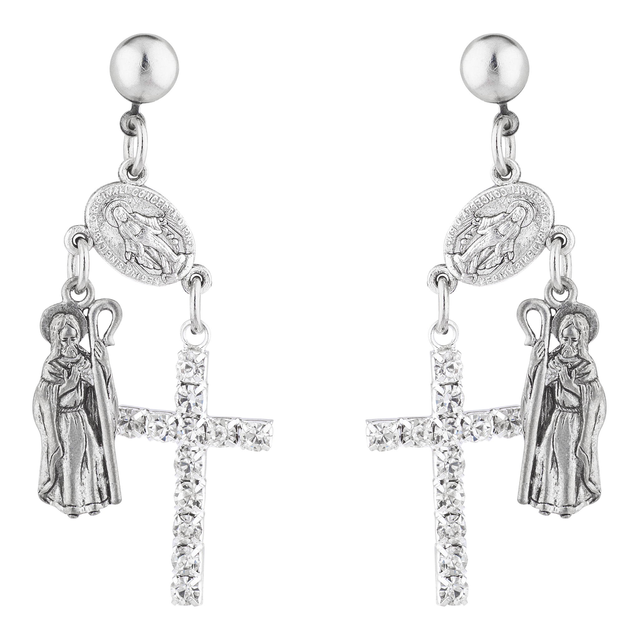 Prayer Earring
