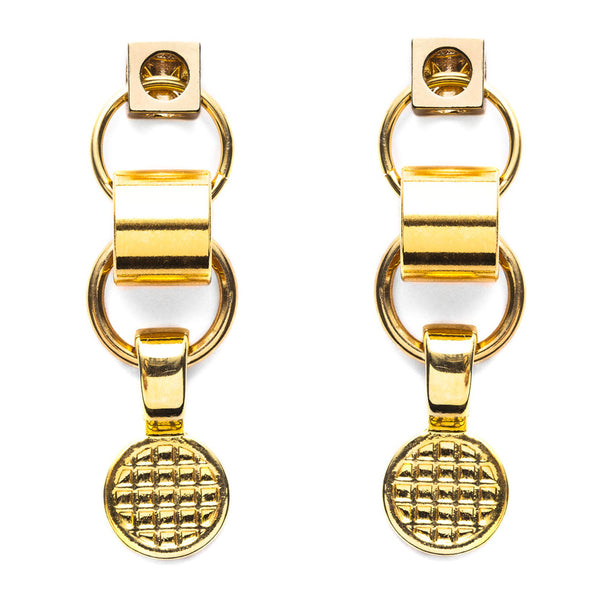 LARUICCI PLANET EARTH EARRINGS