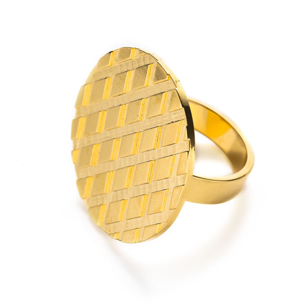 LARUICCI REBEL RING