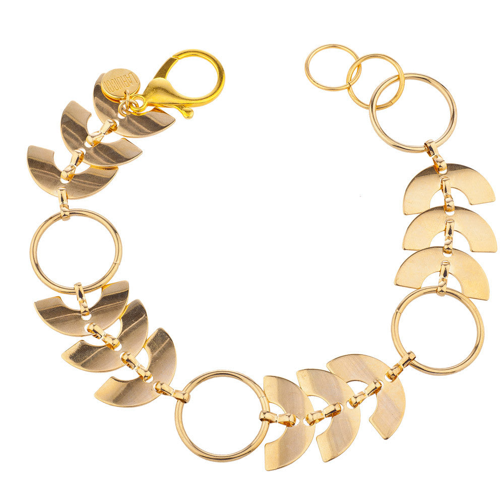 Laruicci Streets of Gold Necklace