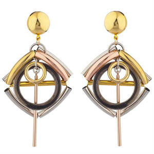 Laruicci Evil Eye Earrings