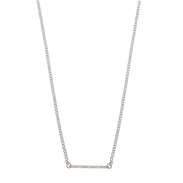 Laruicci Silver Factory Necklace