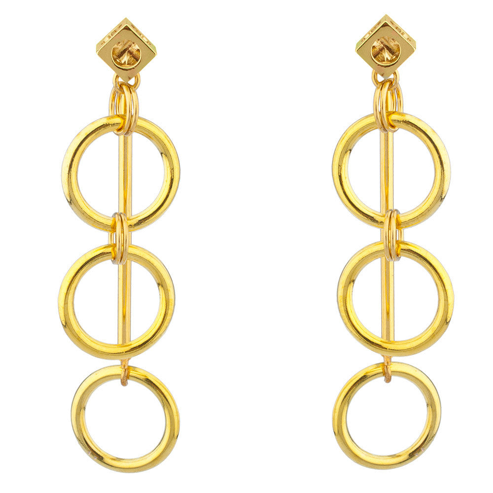 LARUICCI SURYA EARRINGS