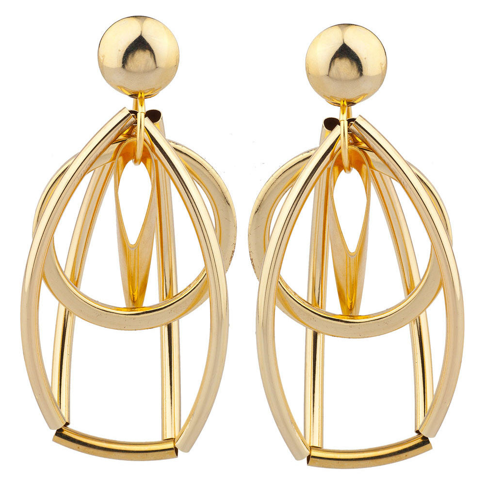 LARUICCI INTELLIGENCE EARRING