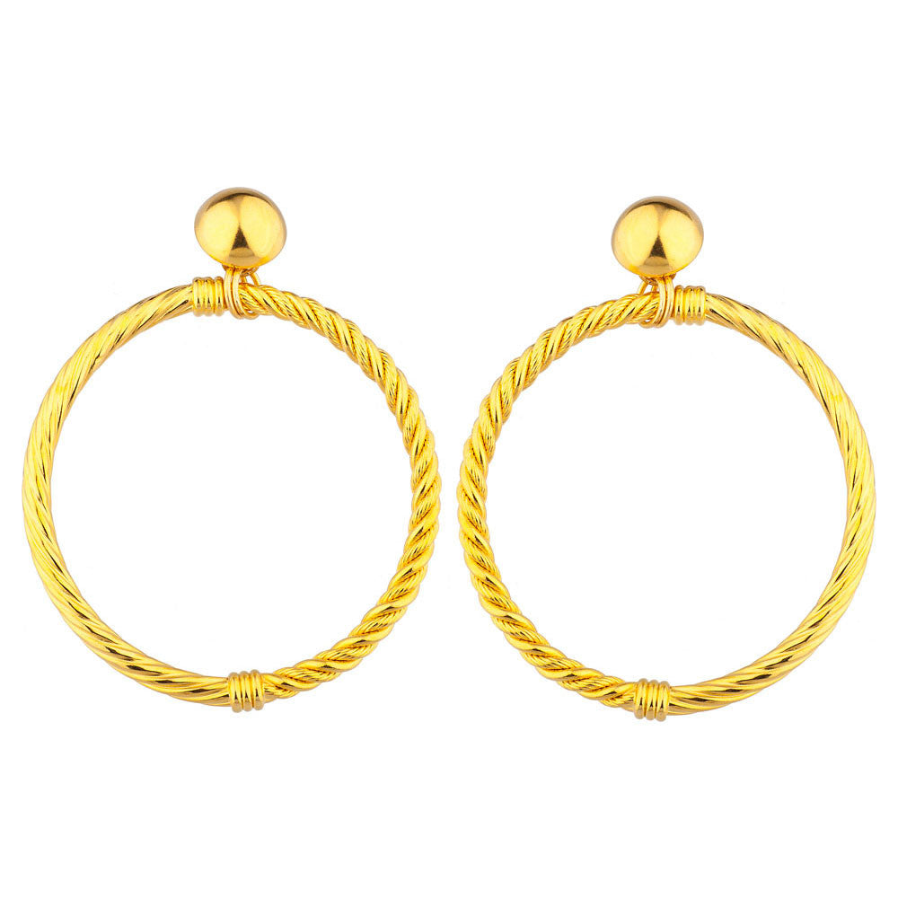 LARUICCI GUARDIAN EARRING