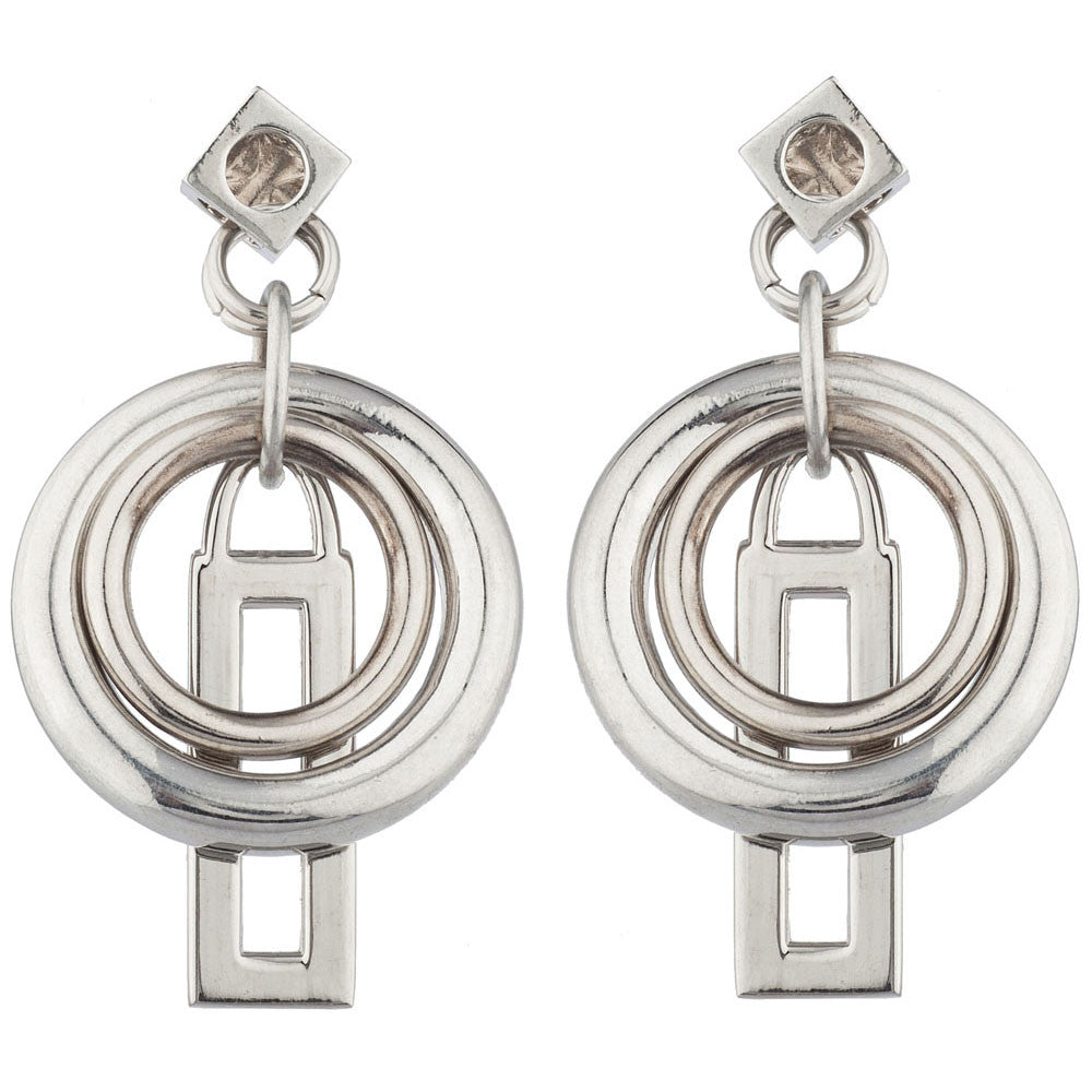 LARUICCI SHADOWPLAY EARRING