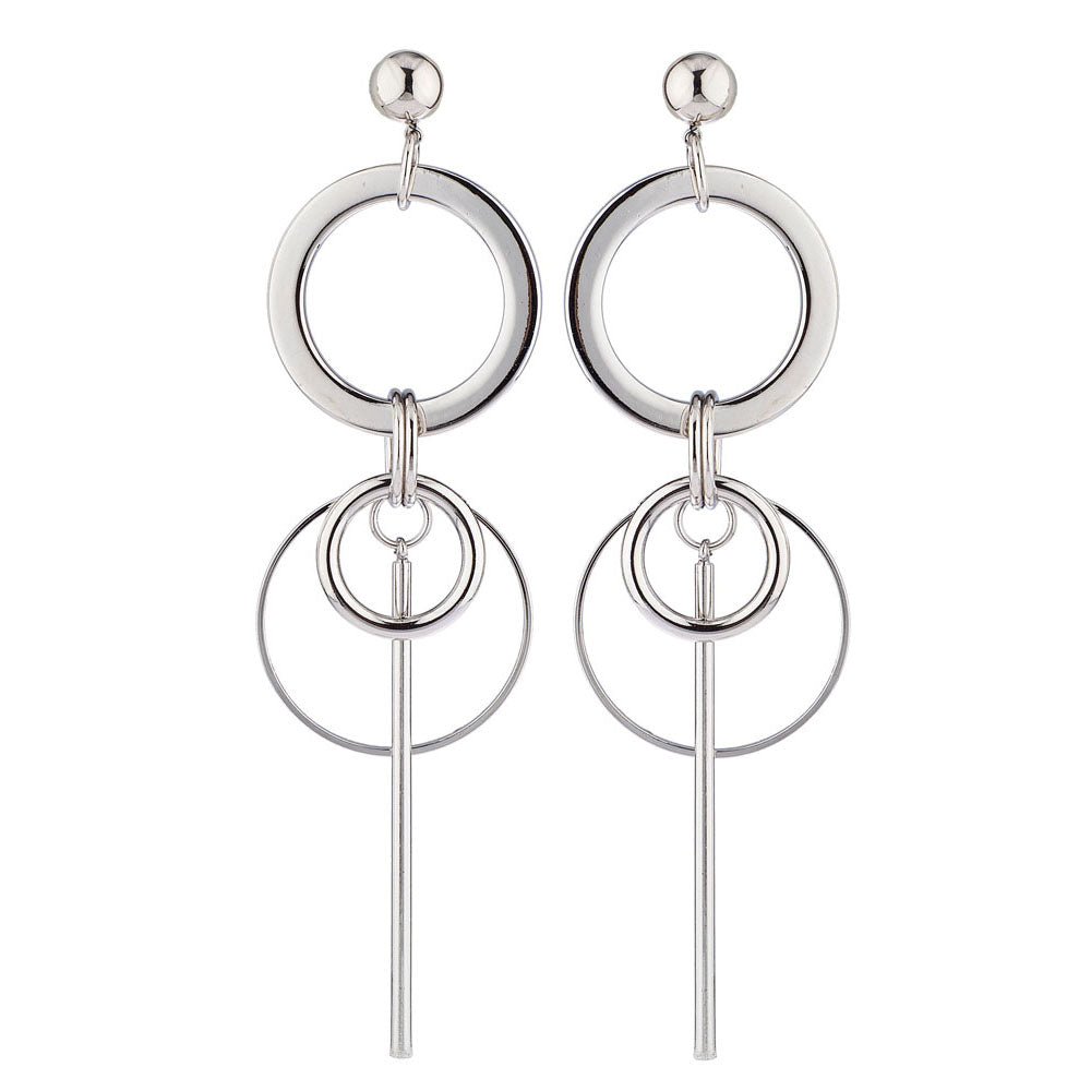 Techno Siren Earrings