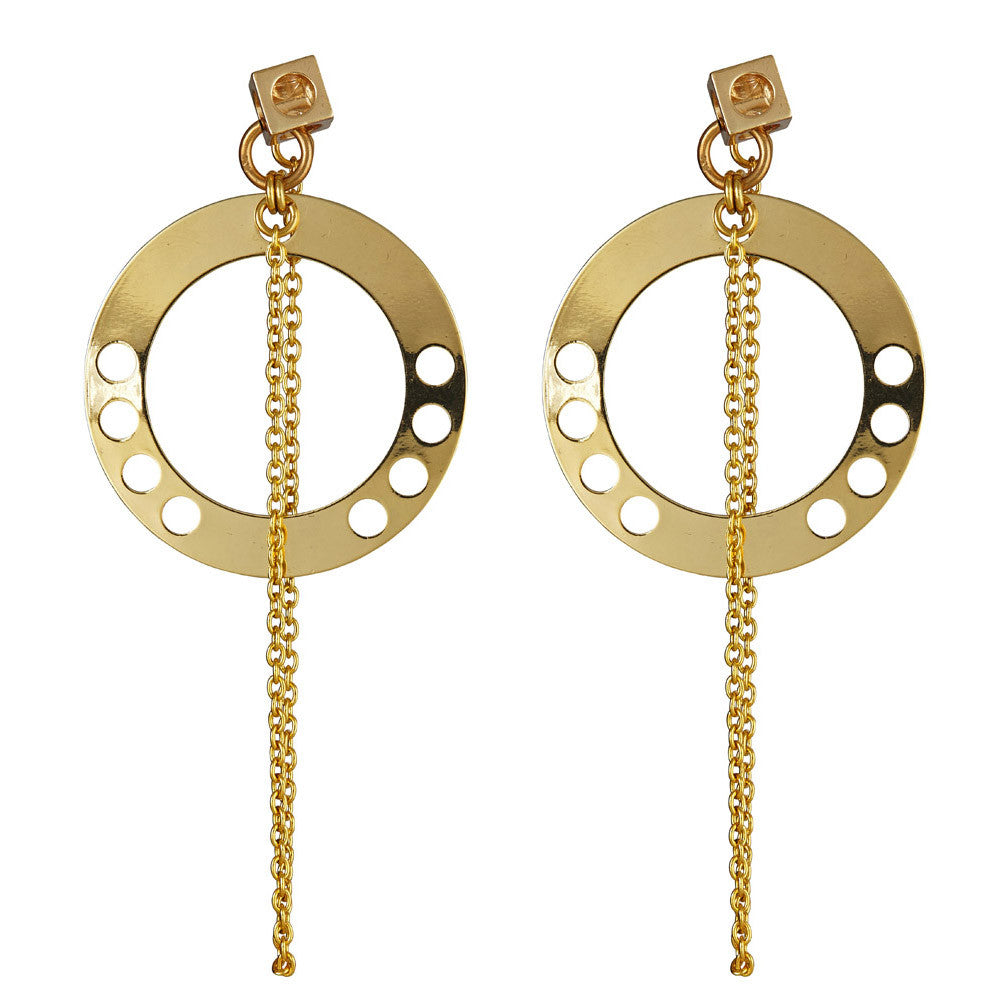 LARUICCI LUMINOUS EARRINGS