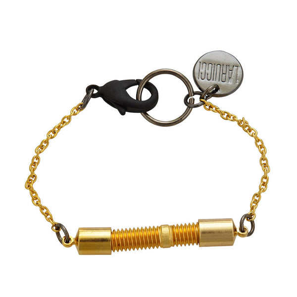 LARUICCI SCREW BRACELET