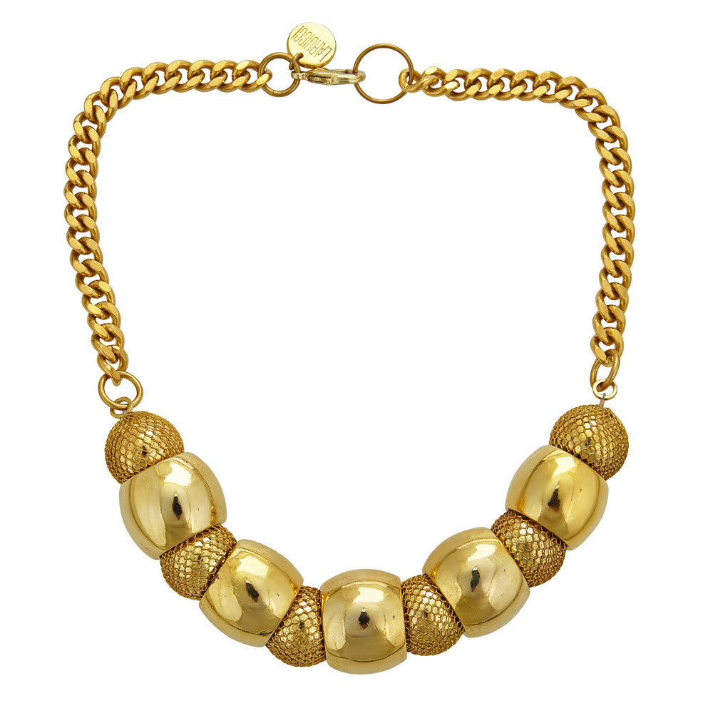 LARUICCI HEARTBEAT NECKLACE