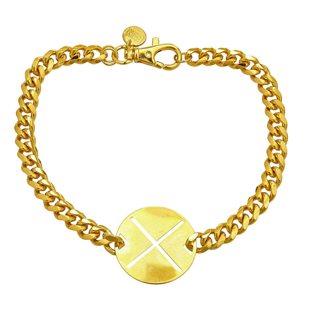 LARUICCI ANDROGYNY NECKLACE