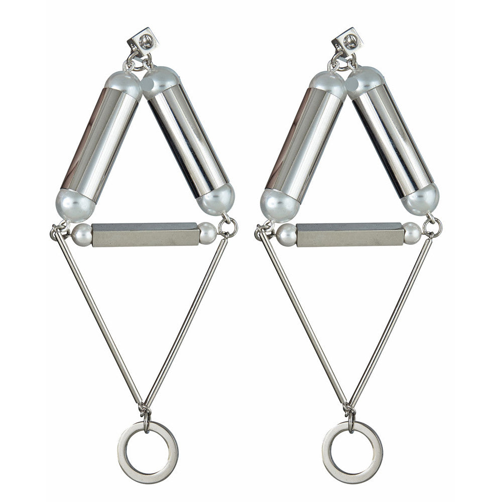LARUICCI GROUND CONTROL EARRINGS
