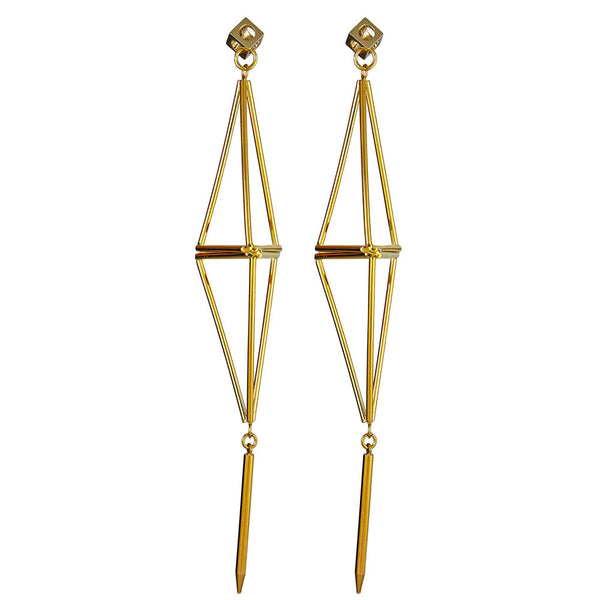LARUICCI TEMPEST EARRINGS