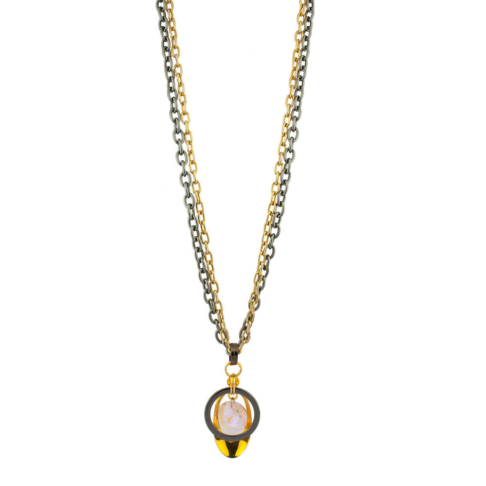 LARUICCI SHAPESHIFTER NECKLACE