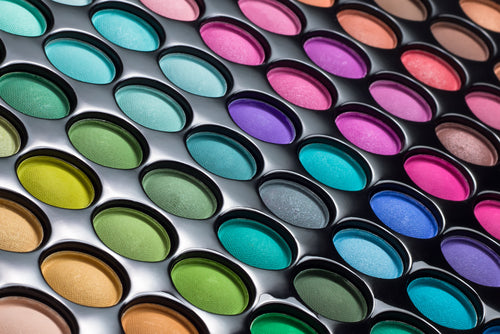 What is a pressed pigment?