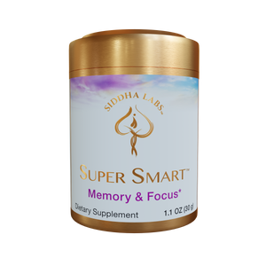 Super Smart® Nootropic Memory & Focus Support