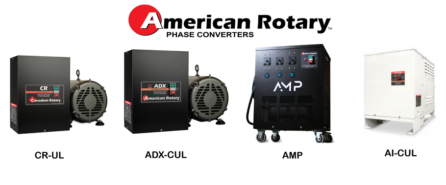 Need Three Phase Power, but don't know how?!? Phase Converters- Three Phase Made Easy!