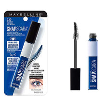 Load image into Gallery viewer, Maybelline New York Snapscara Washable Mascara Blue