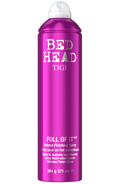 Bed Head Full of It Volume Finishing Hairspray