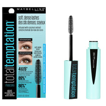 Load image into Gallery viewer, Maybelline New York Total Temptation Mascara Brownish Black