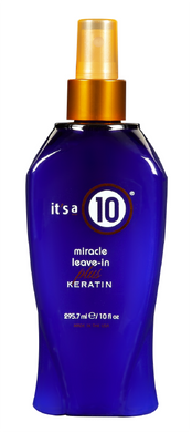 It's a 10 Miracle Oil Plus Keratin