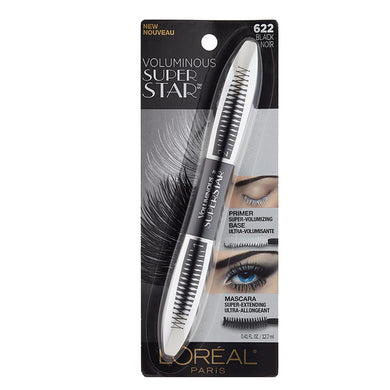 L'Oreal Voluminous Super Star Washable Mascara Black
