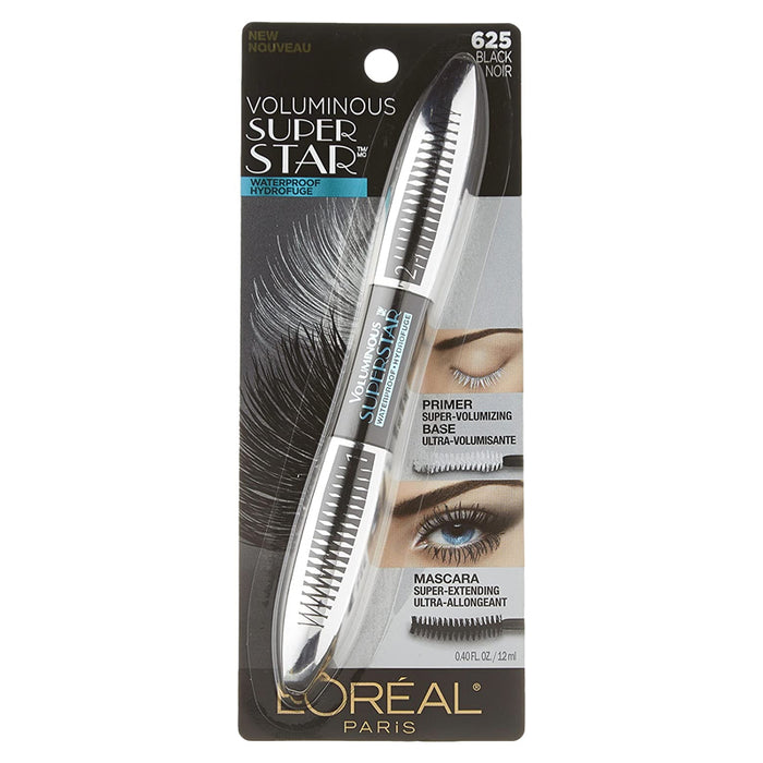 L'Oreal Voluminous Super Star Waterproof Mascara Black