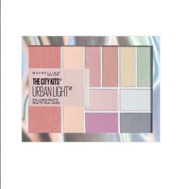 Maybelline The City Kits All-In-One Eye & Cheek Palette