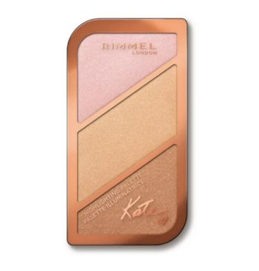 Rimmel Kate Highlighting Palette, Into The Buff