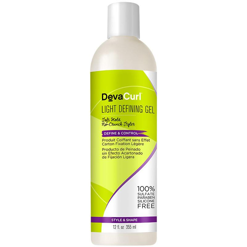 DevaCurl LIGHT DEFINING GEL 12oz