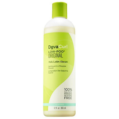 DevaCurl Low-Poo Original 12oz