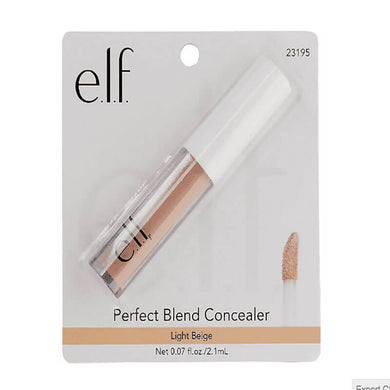 elf perfect blend concealer light beige