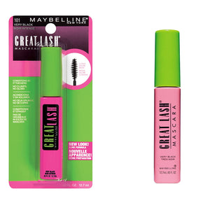 Maybelline New York Great Lash Mascara Noire Intense